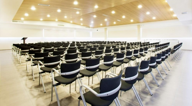 Sala de reuniones y conferencias en Hotel Playa Golf