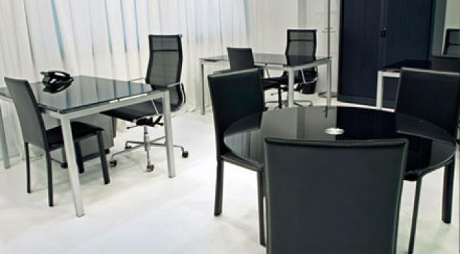 Sala de reuniones y conferencias en suncenter roquetes for Booking barcelona oficinas