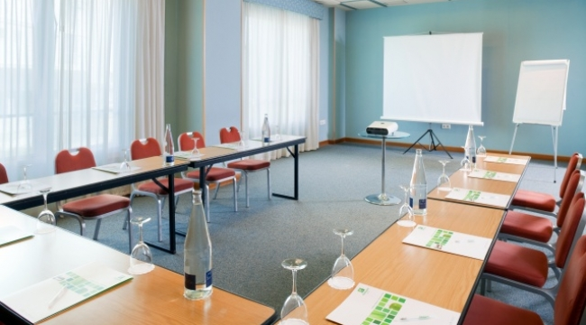 Sala de reuniones y conferencias en Holiday Inn Alicante - Playa de San Juan