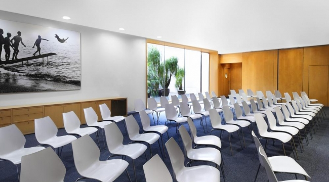 Sala de reuniones y conferencias en Four Points by Sheraton Barcelona Diagonal