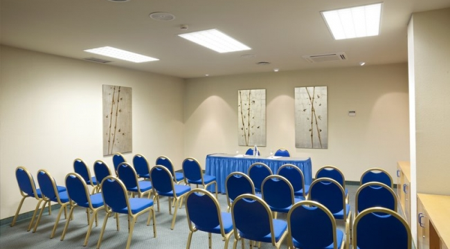 Sala de reuniones y conferencias en Holiday Inn Tres Cantos