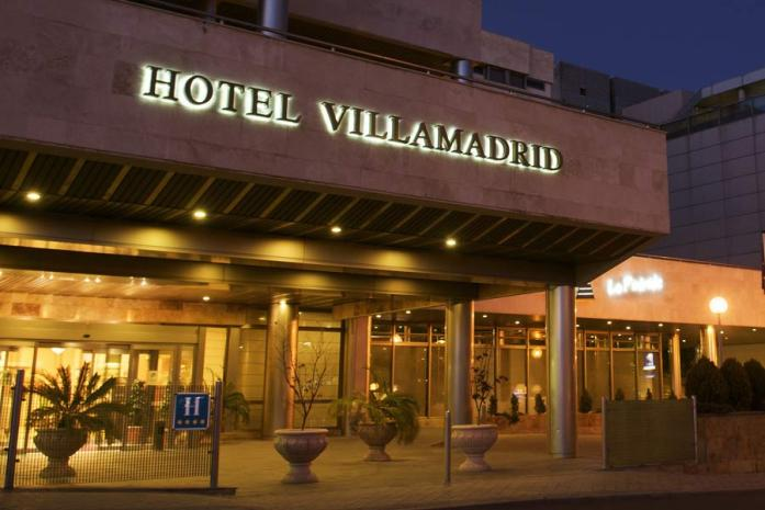 Sala de reuniones y conferencias en hotel villamadrid madrid alquiler por horas bookmeetings - Casa lista madrid ...