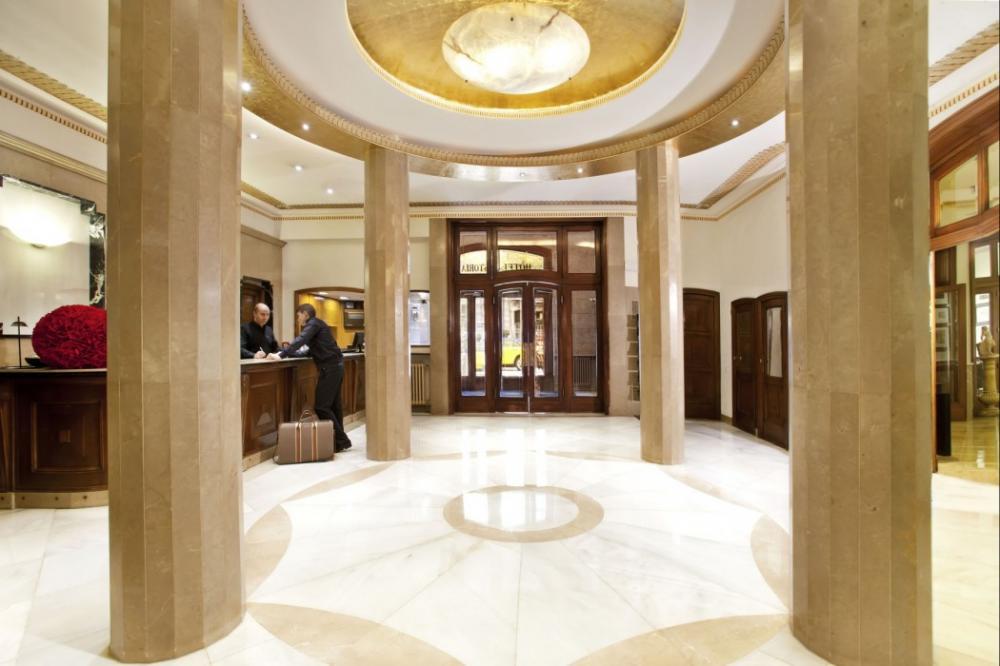 Sala de reuniones y conferencias en hotel astoria for Astoria barcelona