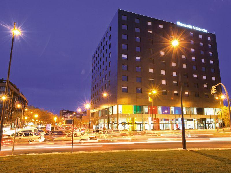 Sala de reuniones y conferencias en hotel barcel valencia valencia alquiler por horas - Hotel barcelo valencia ...